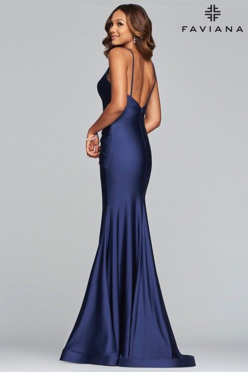 Faviana Dress S10212